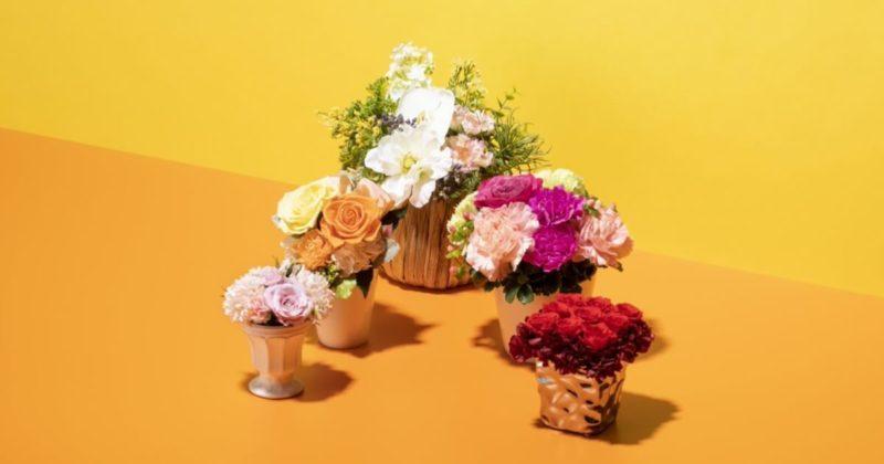 何歳になっても喜ばれる、花のプレゼント