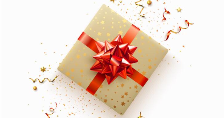 クリスマスプレゼントは、ちょっとした工夫で極上のサプライズを