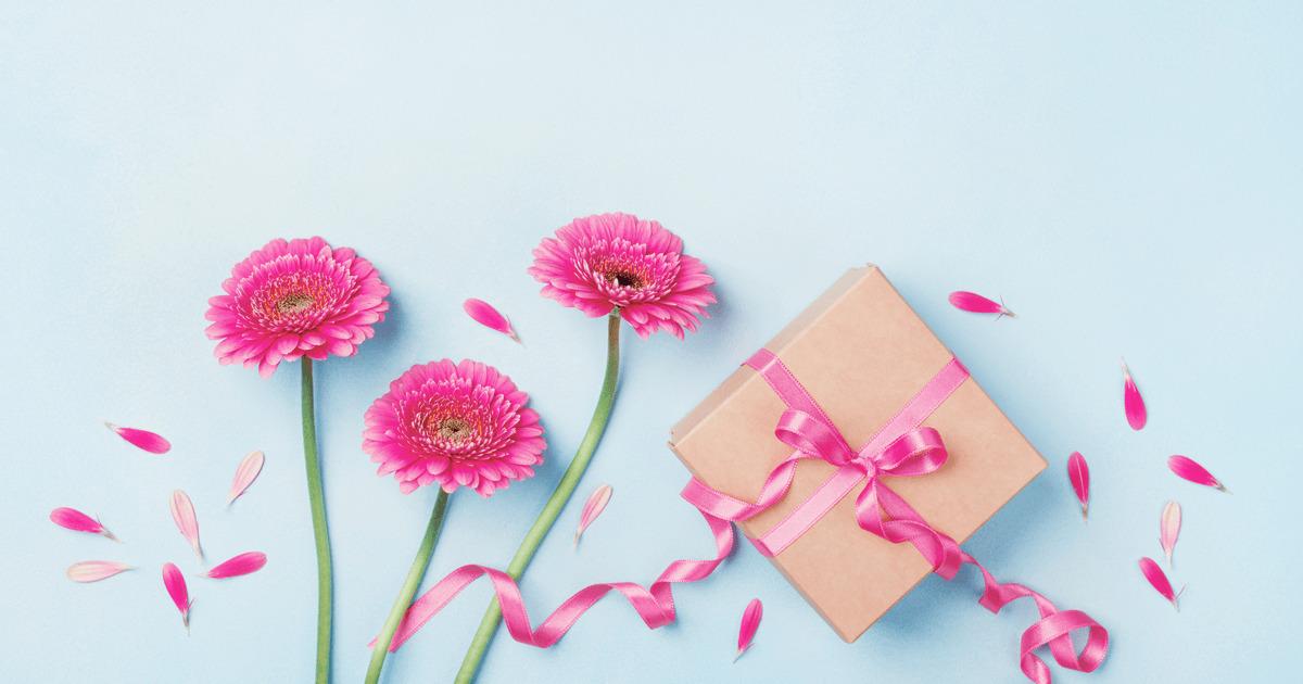 春生まれの女性に似合う、明るい笑顔もプレゼント