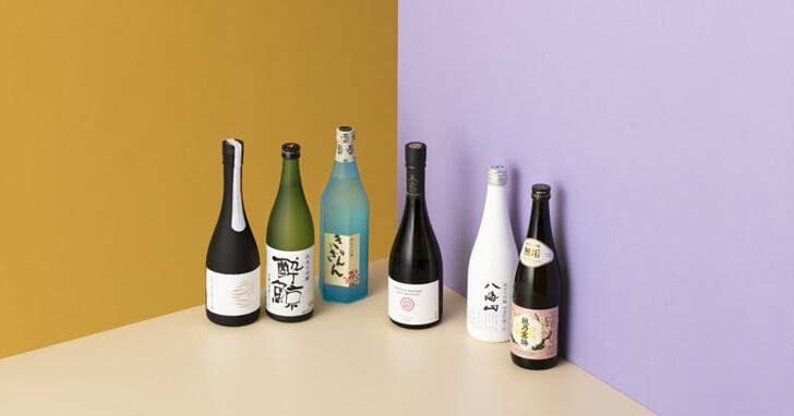 男女問わず喜ばれる!おしゃれな日本酒・果実酒のプレゼント