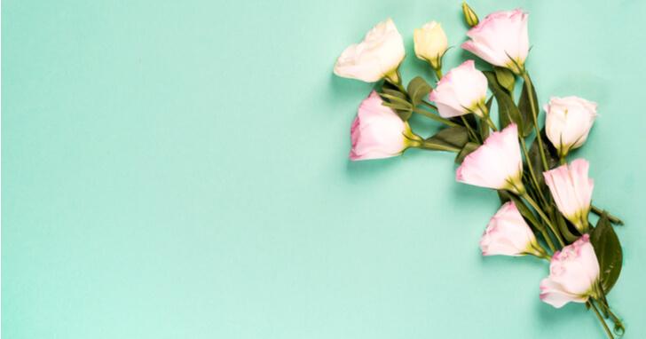華やかさを演出できる花のプレゼント