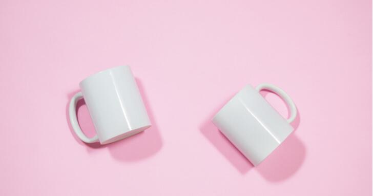 ティータイムをより楽しむためにマグカップのプレゼント