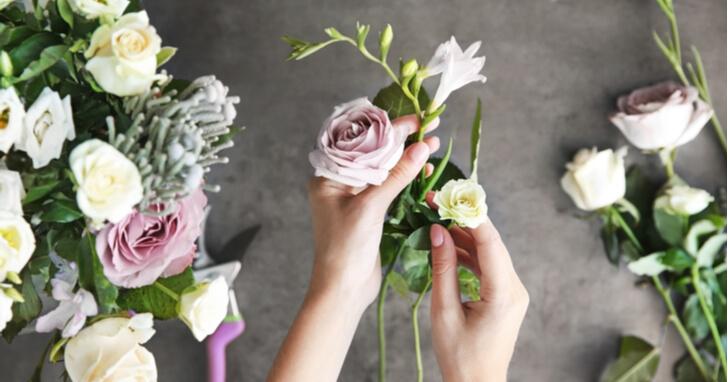 誕生日プレゼントに花を贈る時のポイント