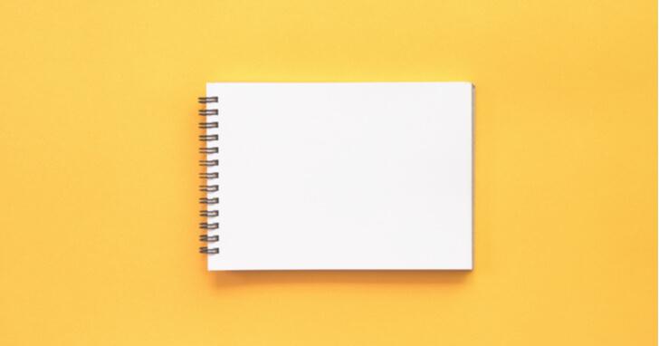アイデアの整理やタスク管理に使えるノート・メモ帳をプレゼント