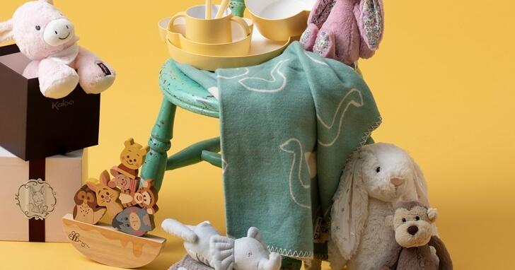 赤ちゃんをやさしく包む【おくるみ・ブランケット】の出産祝い