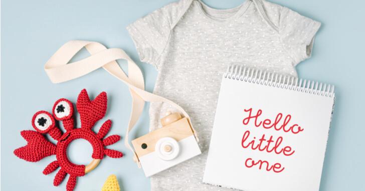 赤ちゃんらしい可愛らしさ【ファッションアイテム】の出産祝い