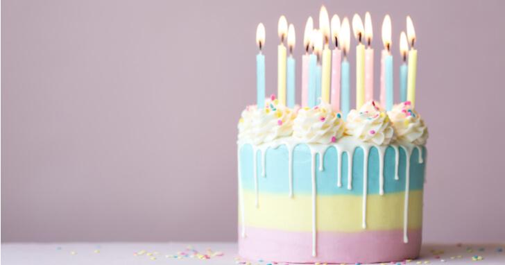 誕生日は思わず笑顔溢れるケーキを贈ろう