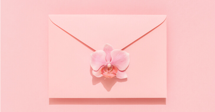女性上司へのプレゼントはメッセージを添えて