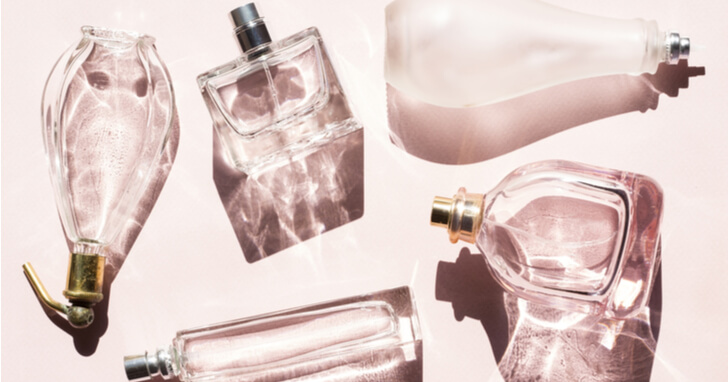 思わず一目ぼれ|デザインがかわいい香水