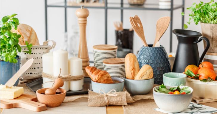 食事を楽しい時間にするアイテム5選