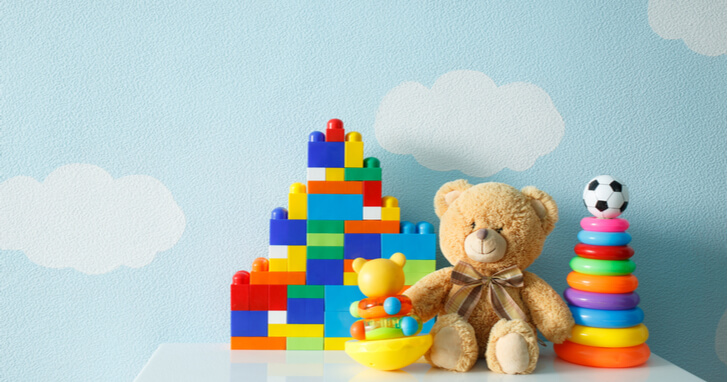 喜ばれやすい出産祝いといえば「おもちゃ」